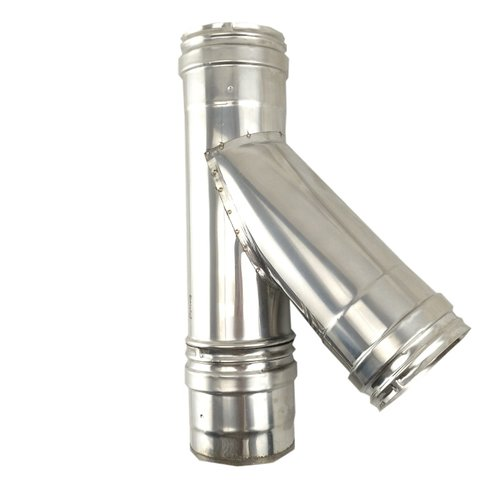 te 45 inox 316 pellet 80 mm con tapon