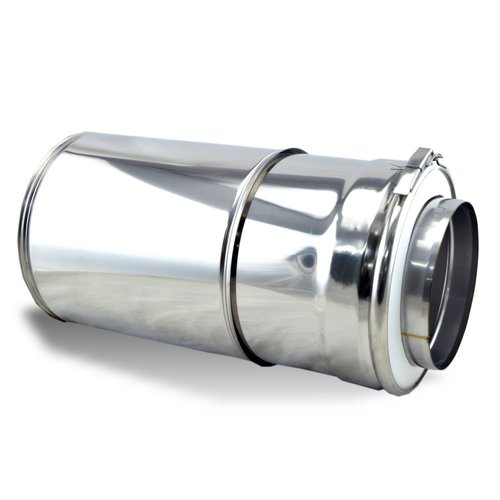 Tubo doble pared extensible Inox-Inox 300-500