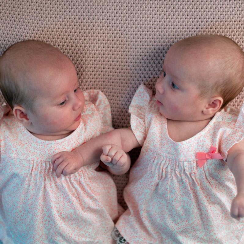 Espacio gemelos