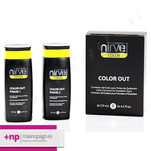 Corrector del Color Nirvel Color Out