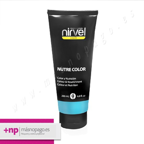 Nutre Color Azul, 200 ml.