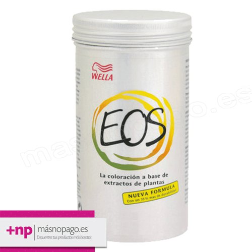 Wella EOS Coloración Vegetal 120 gr.