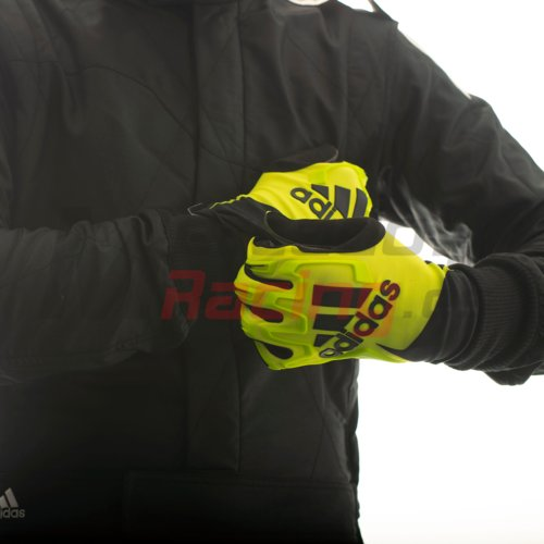 Adidas RSK Kart Glove Fluo Yellow/Black