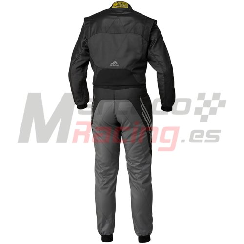 Adidas RSR ClimaCool® Race Suit Black/Graphite