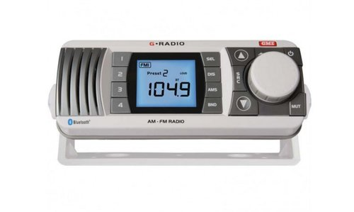 RADIO AM/FM/BLUETOOTH GR300